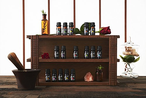 Art Naturals Set de 16 Huiles Essentielles Art Naturals 16 x 10 ml