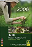 Guide de charme Pack en 2 volumes : 3200 Hôtels-restaurants ; Logis de charme