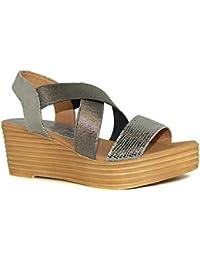 Sandalia de mujer - Maria Jaen modelo 4517N