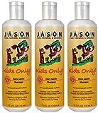 (3 PACK) - Jason Bodycare - Kids Only Shampoo | 517ml | 3 PACK BUNDLE