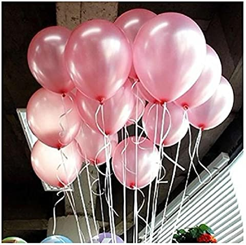 Die Cheers 10025,4cm Colorful Pearl Latex Ballon Feier Party Hochzeit Geburtstag rose