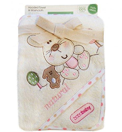 bobobaby-madchen-geschenk-set-aus-baby-badetuch-mit-kapuze-76x76cm-und-baumwoll-latzchen-ekri-hase-o