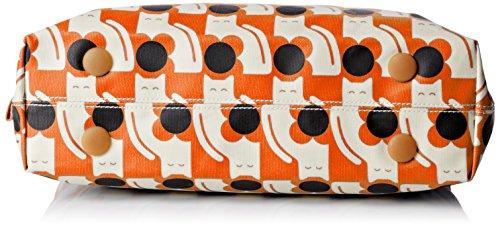 Orla Kiely Midi Sling, Sac Orange - Orange (Persimmon)