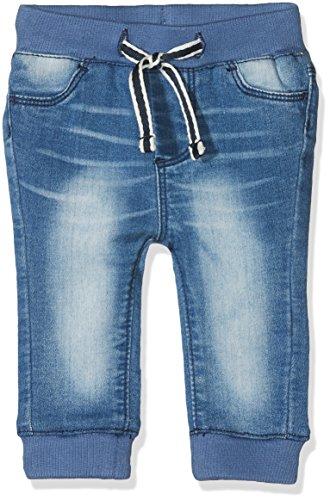 Noppies,  Baby-Jungen Jeans B Pants Jogdenim Curved Lenox, Blau (Blue Denim C306), 80