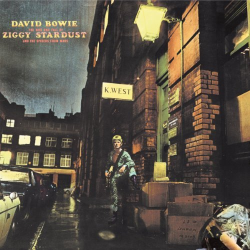 The Rise And Fall Of Ziggy Stardust And The Spiders From Mars (2012 Remastered Version) by David Bowie (2015-08-03) (Spiders From Mars)