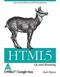 HTML5 : Up And Running [Paperback] Mark Pilgrim