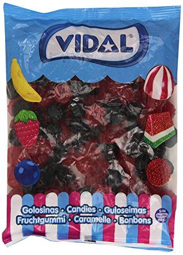 1kg de gominolas Vidal Moras Gigantes Brillo por sólo 4€