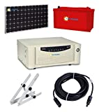 Sun Solars,2KW or 2000 Watts Solar System Roof Top Solar for Home or Office Use