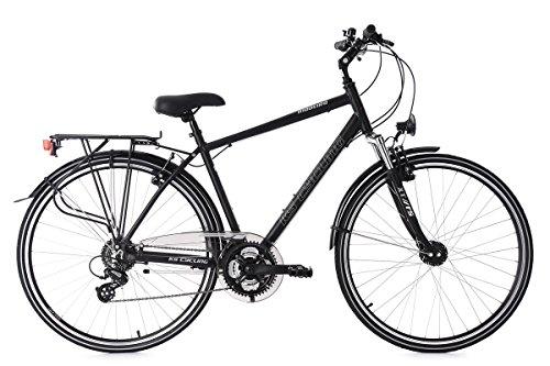 """KS Cycling Herren Trekkingrad 28"""" Madeira RH 51 cm Fahrrad, schwarz"""