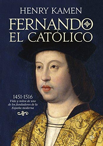 Fernando el católico (Bolsillo): Amazon.es: Kamen, Henry