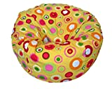 Ahh Products Bubbly Citrus Kid Bean Bag ...