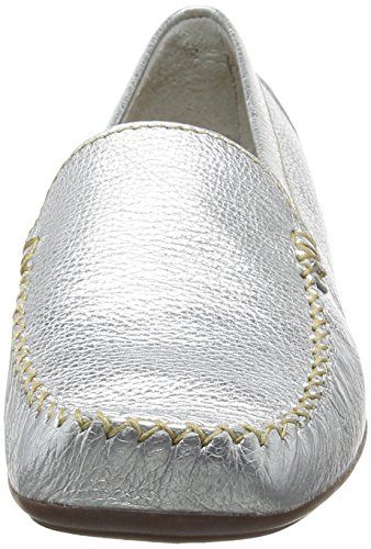 Van Dal Sanson, Mocassins (loafers) femme Argent - Silver (Metallic)