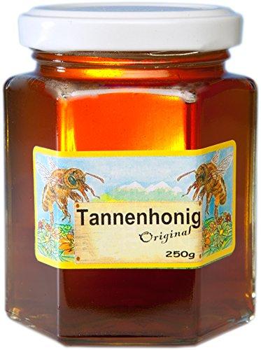 Deutscher Tannen Honig - Tannenhonig - Herkunft garantiert aus Deutschland in bester Qualität
