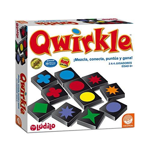 MindWare - Qwirkle, juego de táctica (80450)