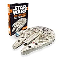 Star Wars Millennium Falcon Book and Mega Model (Star Wars Construction Books)