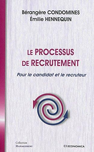 Processus de recrutement (le)