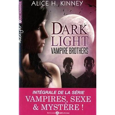Dark Light. Vampire brothers