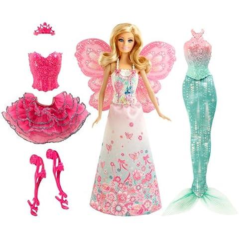 Barbie - Crea tus personajes de cuento de hadas