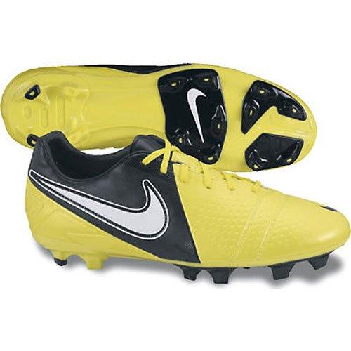 Nike CTR360 Libretto III Fester Boden Fußballstiefel gelb