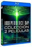 Independence Day 1+2 Blu-Ray [Blu-ray]