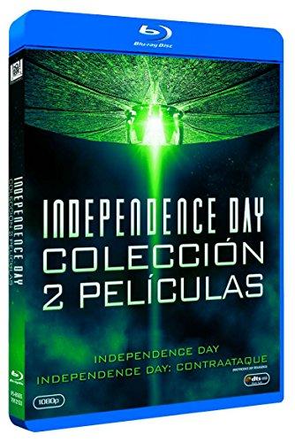 Independence Day 1+2 Blu-Ray [Blu-ray]
