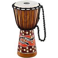 """Meinl Percussion HDJ5-L - Djembé de madera (grande) (12"""")"""