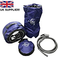 Inflatable Camping Shower 12L Outdoors Portable person/car/pet wash