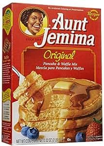 Aunt Jemima Original Pancake-Waffle Mix - 907g
