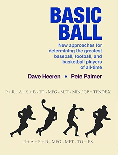 Basic Ball: New Approaches for Determining the Greatest Baseball, Football, and Basketball Players of All-Time by Dave Heeren (2011-09-01)
