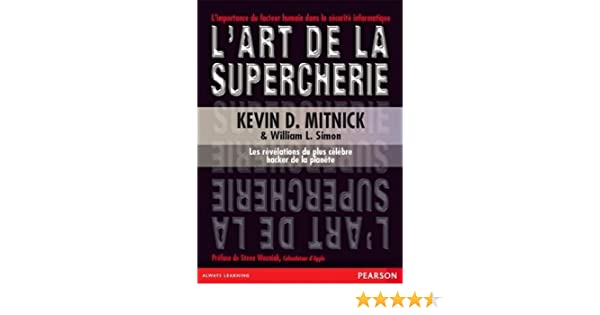 L Art De La Supercherie Kevin Mitnick Pdf