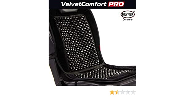 Car seat cover wooden beaded comfort MASSAGE Ventilation taxi motorhome van