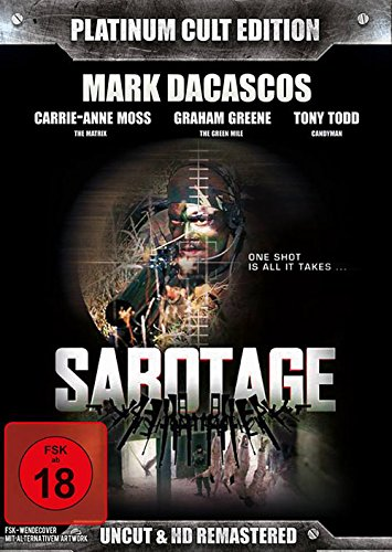 Sabotage - Platinum Cult Edition [2 DVDs]