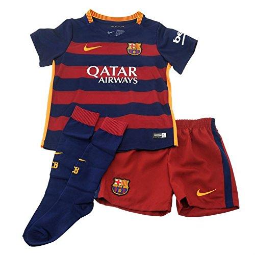 Nike FCB Home LB Kit – Conjunto deportivo para niños