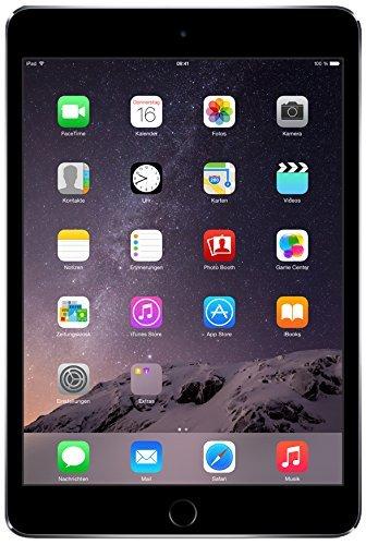 Apple iPad Mini 3 MGP32LL/A Tablet (128GB, 7.9 Inches, WI-FI) Space Grey, 1GB RAM Price in India