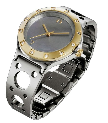 Rosendahl RS43511 - Reloj de mujer automático (suizo - ETA), correa de acero inoxidable