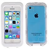 iPhone 4 4s Coque Waterproof IP68 Etanche Casefirst Conception de Courbes...