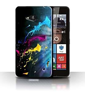 PrintFunny Designer Printed Case For Nokia Lumia 640