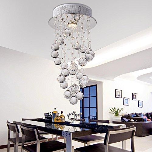moderno filo di cristallo lampadario semplice ed elegante di una lampada di cristallo moderno lampadario ristorante