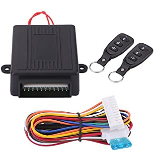 BigBig Style Auto Universal Türschloss Keyless Entry System und Stammfreigabe Remote Central Control Box Tool