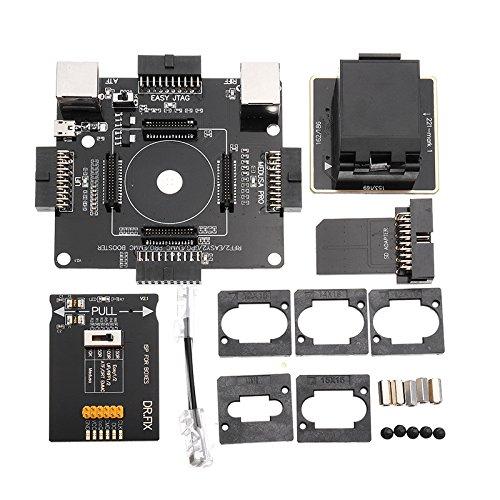 MASUNN Moorc E-Mate Box Emate Box Tools E-Socket 6 In 1 No Welding Bga169E  Bga162 Bga221 Support Easyjtag Atf Gpg Emmc Box
