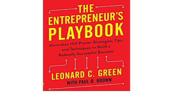 fdf1de694922b The Entrepreneur's Playbook: More Than 100 Proven Strategies, Tips ...