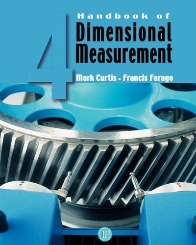 Handbook of Dimensional Measurement by Mark A. Curtis (2011-05-28)