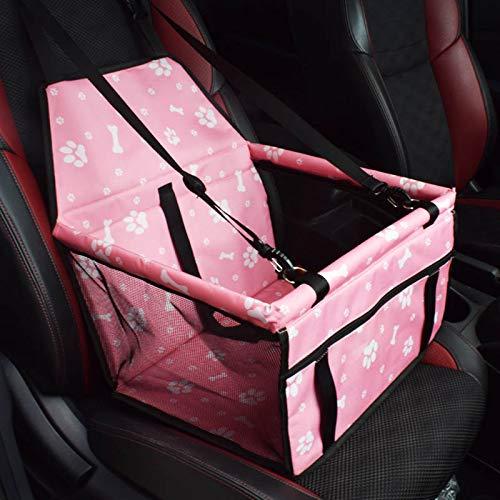 Minve Pet Autositz, Zusammenfaltbare Transportbox & Was… | 00669614392866