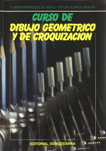 CURSO DE DIBUJO GEOMETRICO Y DE CROQUIZACION