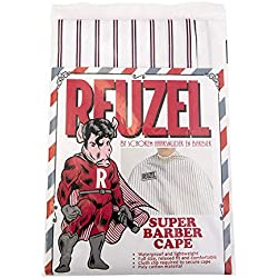 reuzel Barber Super Cape, 1er Pack (1x 1pieza)