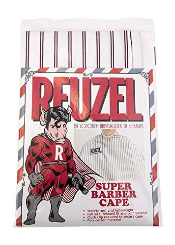 Reuzel Barber Super Cape, 1er Pack (1 x 1 Stück)