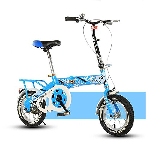51jp052dBbL. SS500  - YEARLY Children's Foldable Bikes, Student Folding Bicycles Light Portable Pupils Foldable Bikes For 6-10 Years Old