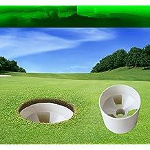 Edealing 2PCS New Professional Golf Putting-Loch Cup Practise Ausbildung