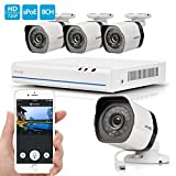 Best ZMODO Surveillance Systems - Zmodo 8 Channel NVR 4 720p HD Security Review