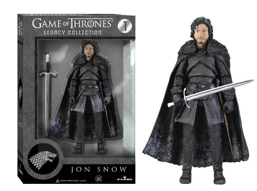 Action Figur Game of Thrones Jon Snow Legacy Collection